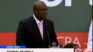 Ecowas On Ebola
