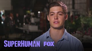 Caden discusses his challenge and what he would do with the prize money if he were to win SUPERHUMAN.Subscribe now for more Superhuman clips: http://fox.tv/SubscribeFOXWatch more videos from Superhuman: http://fox.tv/SuperhumanSeason1PlaylistSee more of Superhuman on our official site: http://www.fox.com/superhumanLike Superhuman on Facebook: http://fox.tv/SuperHuman_FBFollow Superhuman on Twitter: http://fox.tv/SuperHuman_TWFollow Superhuman on Instagram: http://fox.tv/SuperHuman_IGLike FOX on Facebook: http://fox.tv/FOXTV_FBFollow FOX on Twitter: http://fox.tv/FOXTV_TwitterAdd FOX on Google+: http://fox.tv/FOXPlusGet ready to have your mind blown when SUPERHUMAN returns Monday, June 12 (9:00-10:00 PM ET/PT) on FOX. Hosted by actor Kal Penn, this jaw-dropping one-hour competition series will test the abilities of ordinary people to use their extraordinary skills to win a $50,000 grand prize. In each episode, five contestants who possess a distinct, nearly super-human ability in fields such as memory, hearing, taste, touch, smell, sight and more are challenged to push their skills to the limit, yet only one will take home the title of SUPERHUMAN and the $50,000 grand prize.Caden Must Find The Murder Weapon In The Crime Scene  Season 1 Ep. 7  SUPERHUMANhttp://www.youtube.com/FoxBroadcasting