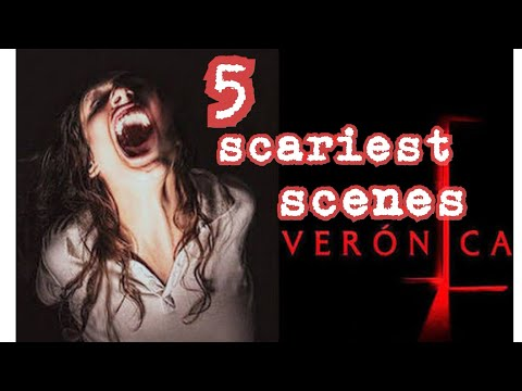 Top 5 scariest scenes of movie #Veronica 2018⚠️[Watch it if you are brave!!]