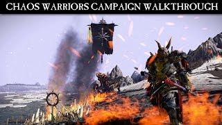 Обложка видео Трейлер «Воины Хаоса»