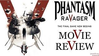 Nonton PHANTASM: RAVAGER (2016) - Movie Review Film Subtitle Indonesia Streaming Movie Download