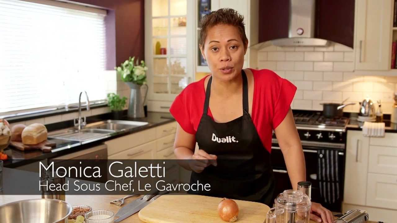 Roast Butternut Squash Soup by Monica Galetti  preview