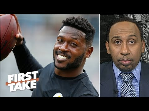 Video: Antonio Brown can't carry the Raiders to the playoffs – Stephen A. | First Take
