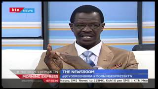 Morning Express KTN : The News Room August 31, 2016 by Joy Doreen Biira