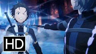 Nonton Sword Art Online: Ordinal Scale - Official Trailer 4 Film Subtitle Indonesia Streaming Movie Download