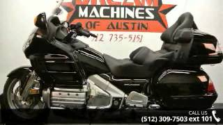 3. 2008 Honda Gold Wing Audio / Comfort Navi  - Dream Machin...