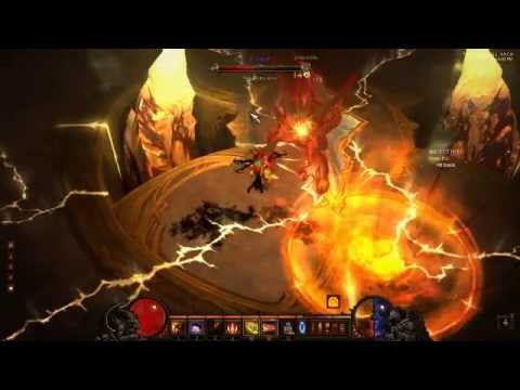 diablo iii - Hey guys its Omar, I was playing D3 on my Demon Hunter account and decided to record the final mission for you guys where I defeat Diablo on Normal. Enjoy :)