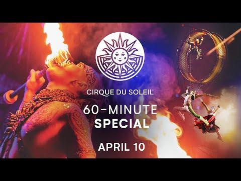 60-MINUTE SPECIAL #3 | Cirque du Soleil | Alegría, Kooza, KÀ
