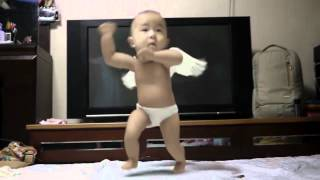 Gangnam Style Dancing Baby 5474337 YouTube-Mix