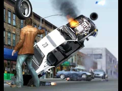 World Super Police Playstation 2