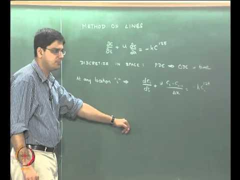 Mod-09 Lec-40 Partielle Differentialgleichungen Teil 4