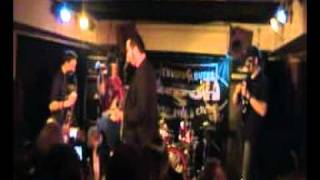 Video Akt křestu v podání Doda z kapely Iné Kafe
