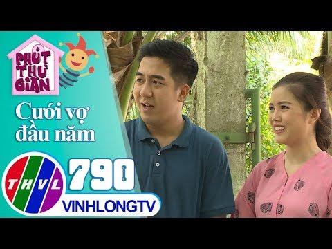 THVL | Chỉ vì nhút nhát, Phạm Hy nhém mất người yêu | Phút thư giãn - Tập 790: Cưới vợ đầu năm - Thời lượng: 8 phút, 59 giây.