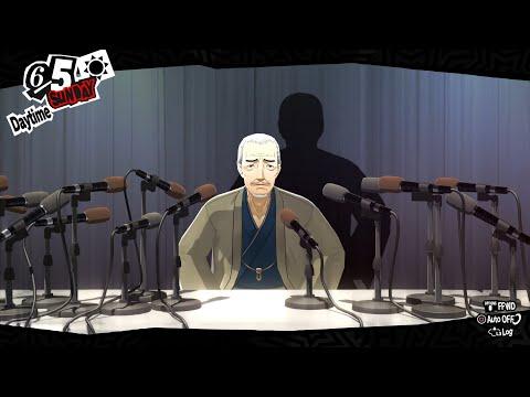Persona 5 Royal - Gameplay Walkthrough Part 10 - Shadow Sakoda