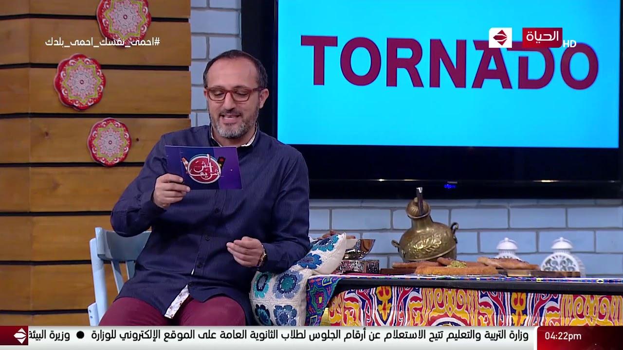 4 شارع شريف - زينب إبراهيم حسن الفائزة بجائزة تورنيدو..شوف كسبت إيه!