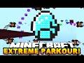 Minecraft EXTREME PARKOUR! - w/PrestonPlayz & Lachlan!