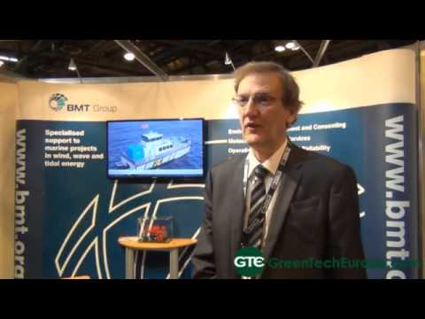 BMT Renewables Interview: Support services for offshore technologies