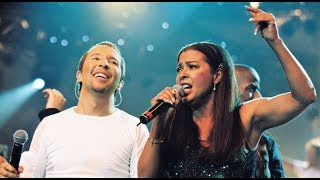 DJ BoBo & Irene Cara - What A Feeling ( Live In Concert 2002 )