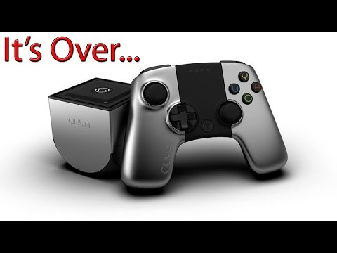 OUYA Is On Death's Door And Needs To Find A Buyer ASAP
