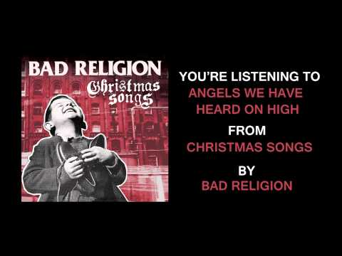 Tekst piosenki Bad Religion - Angels We Have Heard On High po polsku