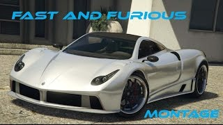 Nonton Fast & Furious -  A GTA V Montage Film Subtitle Indonesia Streaming Movie Download