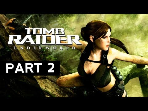Tomb Raider Underworld PC #2 FULL HD 60FPS | No Comentado | Español | Gerardo Chávarry