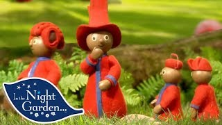 In the Night Garden | Mr Pontipine And His Moustache | Full Episode