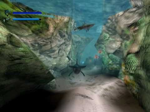 ecco the dolphin defender of the future dreamcast walkthrough