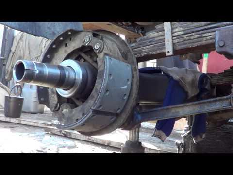 Камаз 43114 колодки тормозные фотка