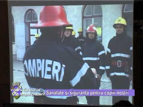 Emisiunea Vălenii de Munte la timpul prezent – Pledoarie pentru miere – 21 noiembrie 2014
