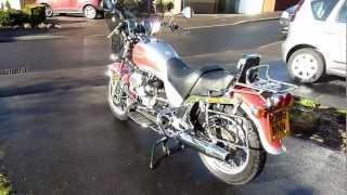 6. Moto Guzzi California 75th Anniversary Model