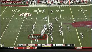 Brandon Coleman vs Arkansas (2012)