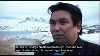 Isummersorfik (kalaallisut & dansk) 24.05.2017