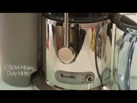 Breville Juice Fountain BJE410 Review