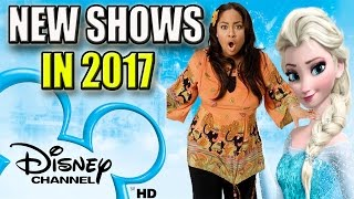 10 New Disney Channel Shows Coming In 2017   That's So Raven Spin Off & More! full download video download mp3 download music download