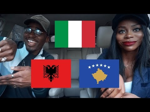 Reaction |  Albania Vs Italy Rap/hip Hop/rnb | Babatunde