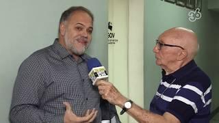 TIO MICA CONVERSA COM SECRETÁRIO DA CASA CIVIL