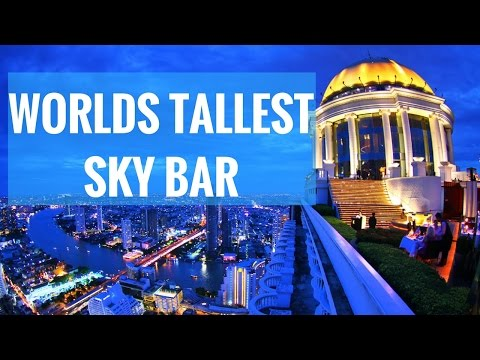 SIROCCO LEBUA - WORLDS HIGHEST SKY BAR