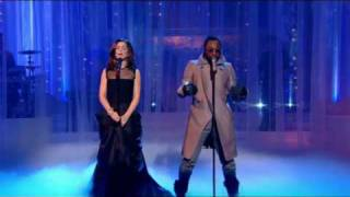 Cheryl Cole with Wil.I.Am Live - 3 Words