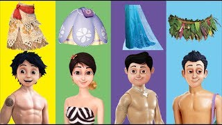 Video Wrong Dress Moana Elsa Sofia the First Shiva ANTV Maui Finger Family Song Nursery Rhymes for Kids MP3, 3GP, MP4, WEBM, AVI, FLV Mei 2018
