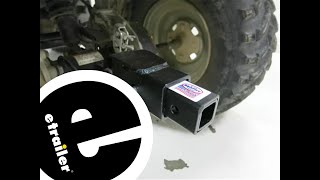 7. Review of the Brophy Hitch Reducer Trailer Hitch Receiver - etrailer.com