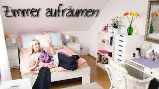 zimmer aufr umen 10 tipps meine routine vidinfo. Black Bedroom Furniture Sets. Home Design Ideas