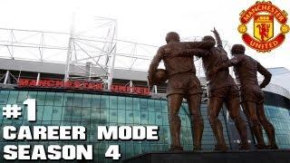 Video FIFA 13 : Manchester United Career Mode - Season 4 - Part 1 MP3, 3GP, MP4, WEBM, AVI, FLV Desember 2017
