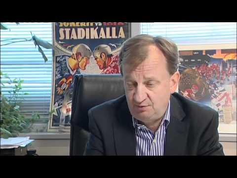 Harry Harkimon korkeat visiot asuntomarkkinoilla tekijä: Juha Salmi