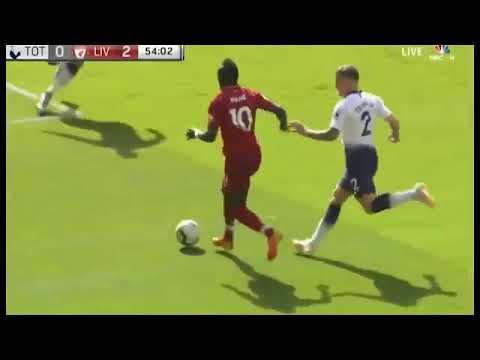 Tottenham 1-2 Liverpool All Goals & Highlights 15 09 2018 HD