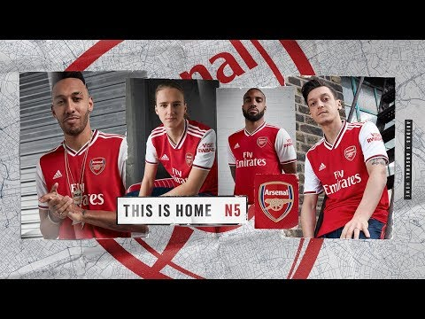 Adidas X Arsenal | Introducing The Arsenal 2019/20 Home Jersey