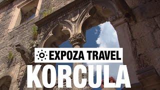 Korcula Croatia  city images : Korcula (Croatia) Vacation Travel Video Guide