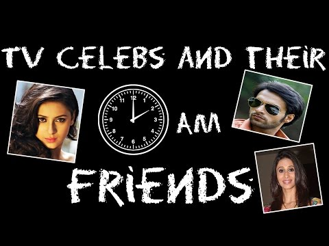 #FriendshipDay Special : TV celebs and their 2am f