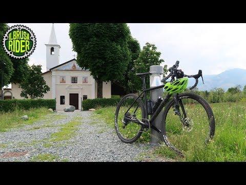 Il terreno ideale per la Gravel: la pista ciclabile Corona Verde