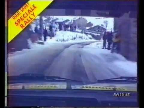 rallye montecarlo 1989 onboard cerrato-vasino lancia delta integrale